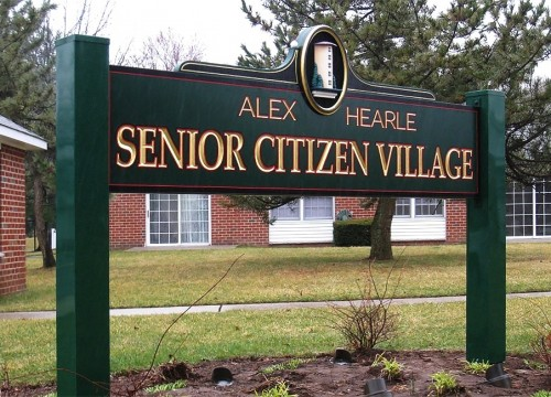 Alex Hearle Senior Citizen Village