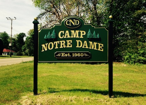 Camp Notre Dame
