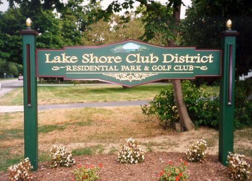 Lake Shore Club District